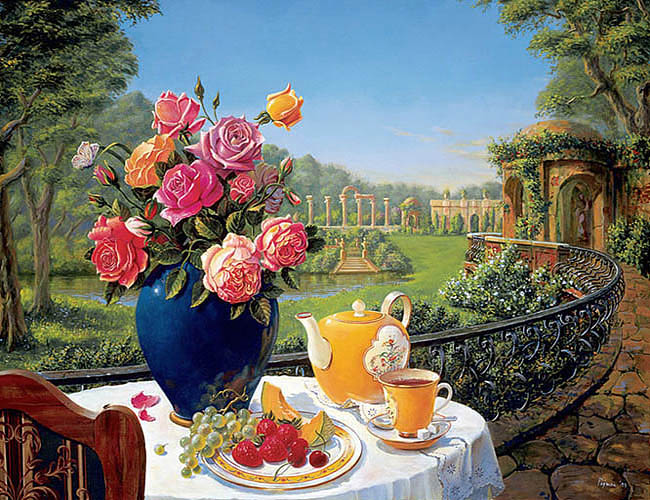Bob pejman _ Afternoon Tea