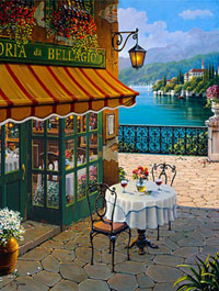 bellagio cafe