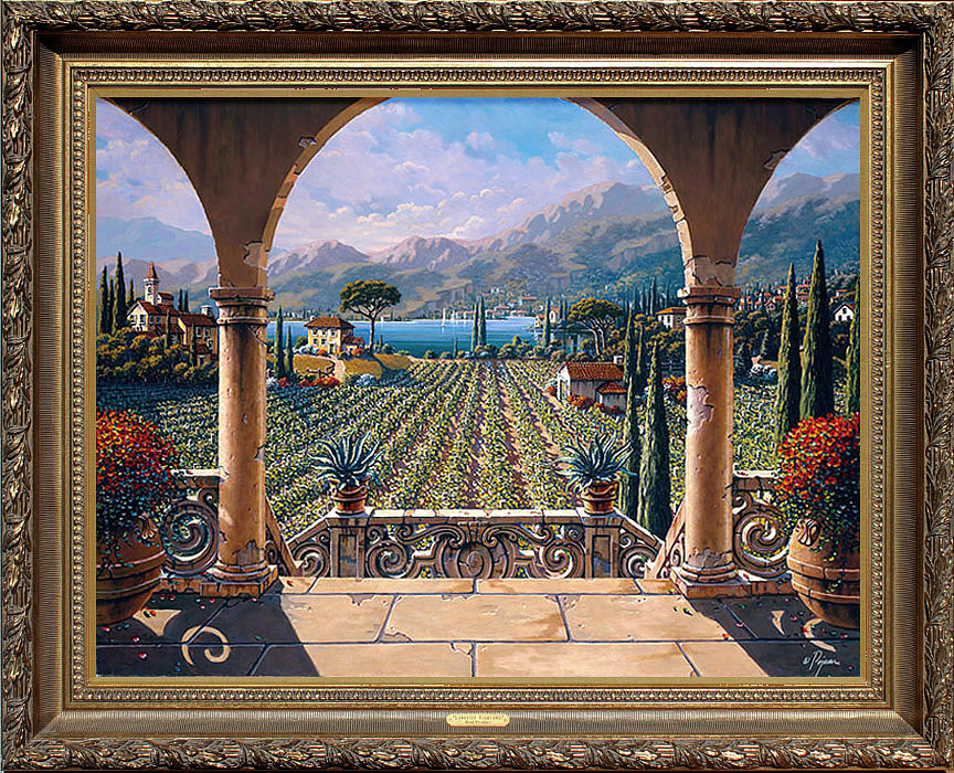 Bob pejman _ Lakeside Vineyard
