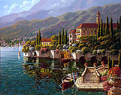 varenna reflections